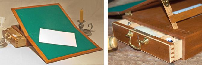 Thomas Jefferson's Writing Box