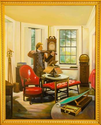 """Thomas Jefferson; A Musical Interlude,"" by Pamela Patrick White"